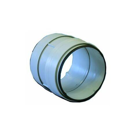 Manchon circulaire à joints MCCV 125 pour conduit PVC Rigide - Ø125mm