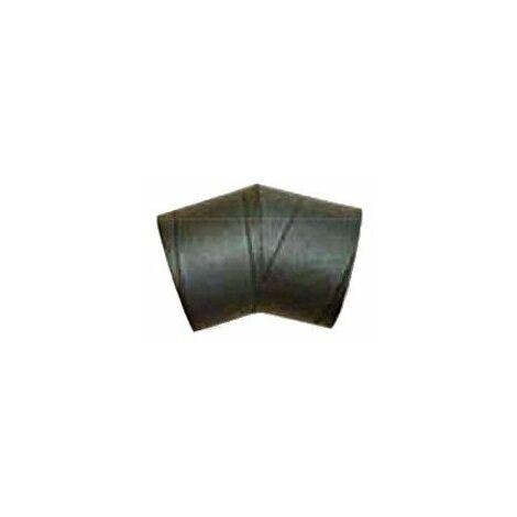 Coude rigide GPR ISO - Angle 30° - Diamètre 125mm
