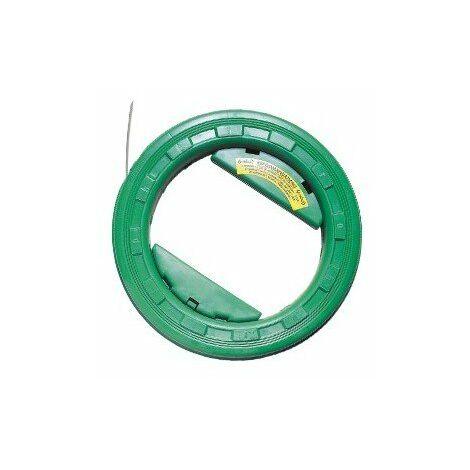 Aiguille en nylon de 20 m sous carter plastique - Ø 4mm