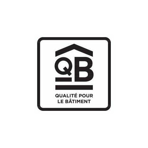Cuisine 10 /à 50 m/³//h Bouche hygror/églable Bahia Curve L C34 Cordelette 125mm