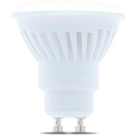 Bombilla Dicroica LED GU10 10W 120º Cerámica | Blanco Cálido -3000K