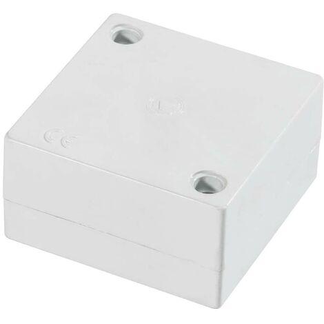 Caja de Superficie Cuadrada 200x200x80mm BeMatik