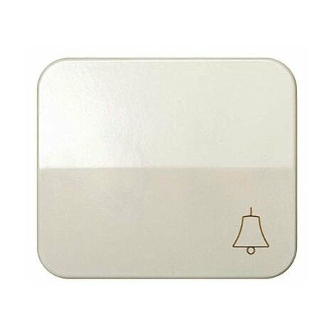 Tecla para Pulsador TIMBRE Simon 75 75017 | Blanco-75017-30