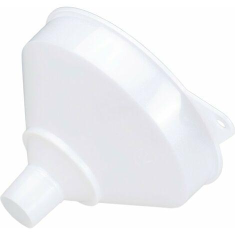 HÜNERSDORFF 951100 Trichter  D 168//17 mm Höhe 199 mm HD-Polyethylen natur mit S