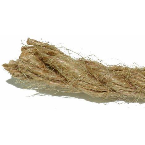 matrimonio corda da 2 mm regalo decorazione da giardino Kraftz/® spago in iuta da/50 fai-da-te Nero rotolo per scrapbooking
