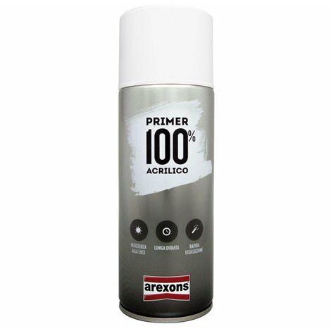 Primer 100% acrilico fondo aggrappante plastica vernice spray colore vernici