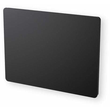 Carrera panneau rayonnant en verre Noir LCD 1000W - Noir