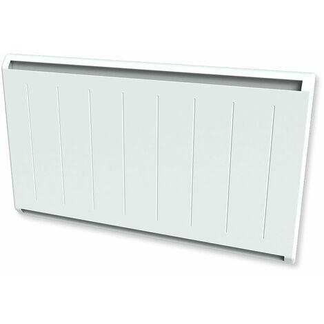 "main image of ""Carrera radiateur à inertie Double Coeur Céramique LCD 2000W - Blanc"""