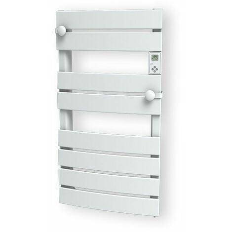 Carrera sèche-serviette LAME PLATE LCD blanc - 600W - Blanc