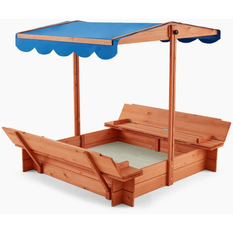 Home Deluxe - Sandkasten Buddelkiste | Kinderspielzeug, Sandspiel