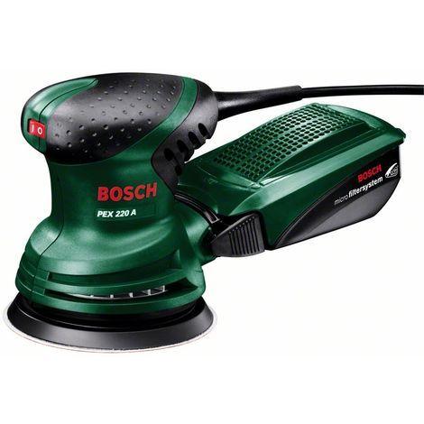 BOSCH 0603378000 Lijadoras excéntricas PEX 220 A
