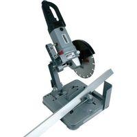 Soporte de corte para amoladora angular de mano /Ø115//125mm Soporte para radial Sujeci/ó herramienta