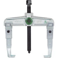 KUKKO 20-20 - Extractor de rodamientos universal de 2 patas (200x150 mm)