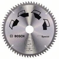 KREATOR KRT020435 Disco de sierra madera 115mm40d