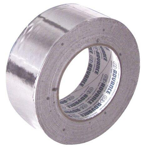 Rouleau aluminium adhésif 50mmx50m - DIFF