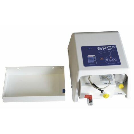 Pompe aspirante GPS10 bac 3.5l - INPRO : 20000000000100