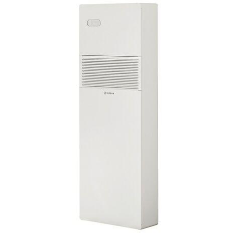 Clim fixe réversible monobloc 2.6kW verticale - KLIMEA : KLIMEA 10 HP VERTICAL