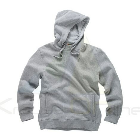 Sudadera Worker, Color Gris (M) - T54075