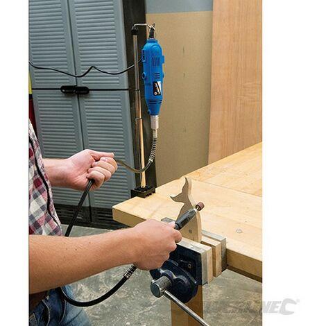 Eje flexible para herramienta rotativa (1.070 mm)