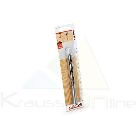 Broca/madera 10x133 (KRT010608)