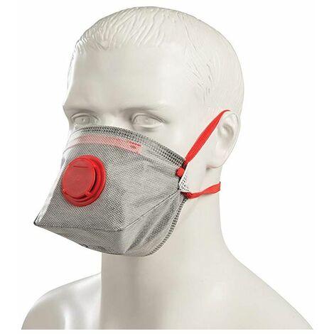 Masque FFP3 mieux que FFP2 pliable EN 149 avec Valve d'expiration