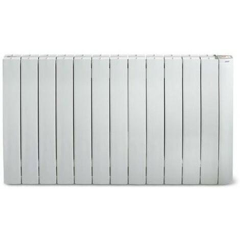 SUPRA RADIATEUR MURAL A INERTIE - Blanc - 20000 w - Fluide caloporteur - fil