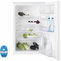 ELECTROLUX Réfrigérateur frigo simple porte intégrable 142L Froid statique Clayette Verre