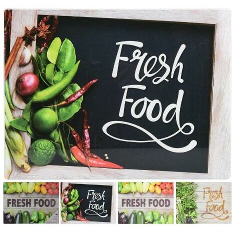 BLUNGI tabla cortar vidrio fresh food 40x30 cm