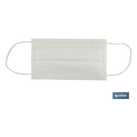 PLIMPO mascarilla quirúrgica desechable de 3 capas caja 50 unid.