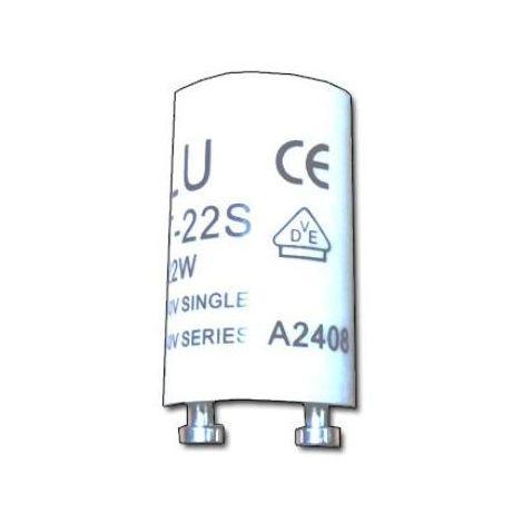 MIBRICOTIENDA luz dlu cebador 4-22 w serie 200-250v fllst422s