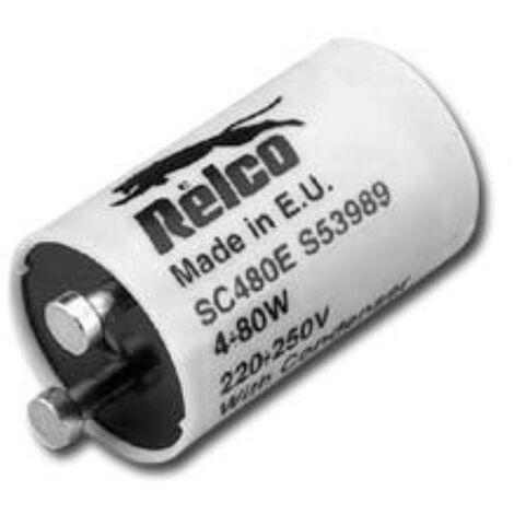 MIBRICOTIENDA electricidad cebador universal 4-80w blister 14002