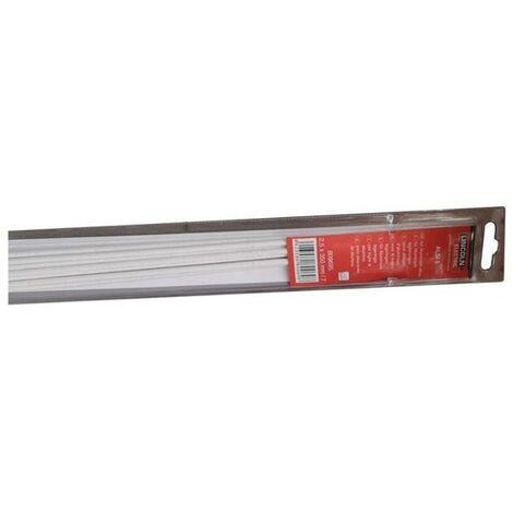 MIBRICOTIENDA electrodo aluminio 5 3,2 x 350mm blister 5 und ref 809701 alsi