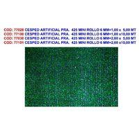 MIBRICOTIENDA cesped artificial pra. 425 mini rollo 6 mm 2,00 x10,00 mt
