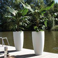 Pot de fleurs Elho Pure Round High 30 cm