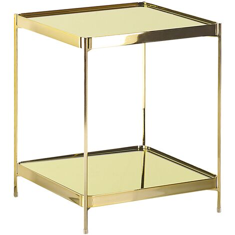 Side Table Gold ALSEA Small
