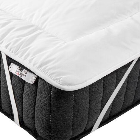 Mattress Bed Topper Microfibre Single Size 3ft Yangra