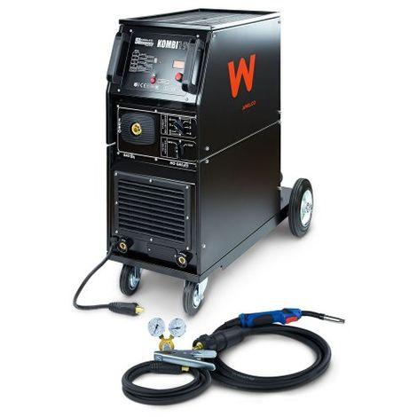 Awelco Schutzgas Schweißgerät MIG 190 Kombi