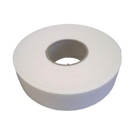 Bande adhesive Isolante blanche climatisation Salina