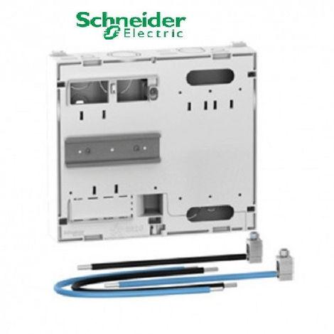 Panneau de contrôle monophasé 13 modules resi9 – compatible linky - R9H13416 - SCHNEIDER