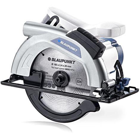 Blaupunkt Electric Circular Saw CZ3000 - 185mm - 1300W - 4800rpm - Laser Guide