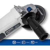 Blaupunkt Electric Angle Grinder 1200W 125mm