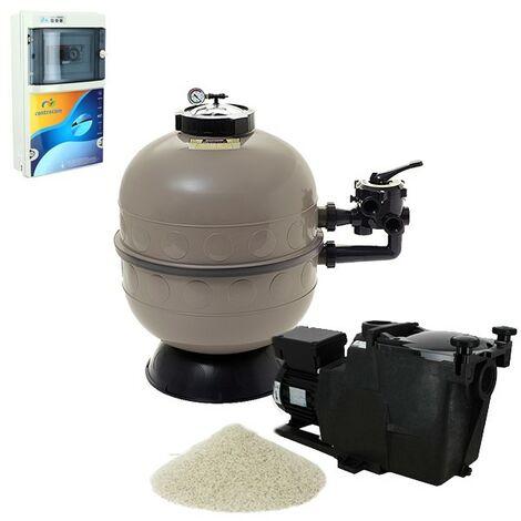 Pack filtration piscine Hayward - 10x5 m de Hayward