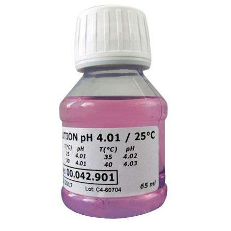 Solution tampon - pH 4 de Astralpool - Régulateur pH et chlore