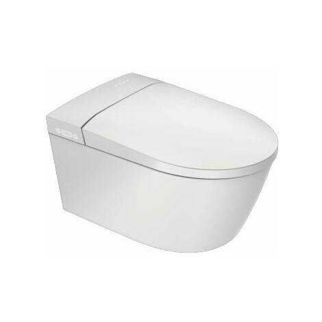 WC suspendu Suspens Crystal+ de TopToilet - WC japonais