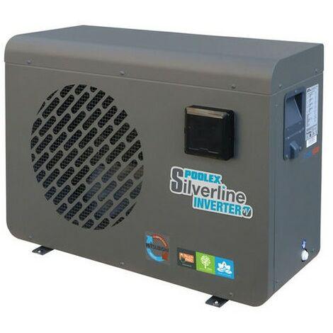 Silverline Inverter 105 de Poolex - Pompe à chaleur piscine