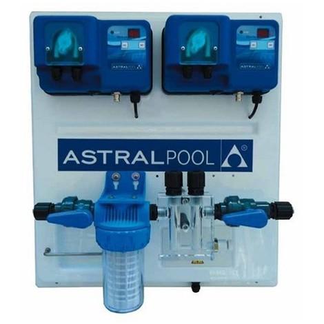 Tableau RX/PH Péristaltique de Astralpool - Régulateur pH et chlore