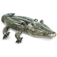 Alligator gonflable à chevaucher de Intex