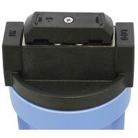 Filtre anti-impuretés 10'' avec by-pass 3/4'' et cartouche compressée 20µ de Centrocom