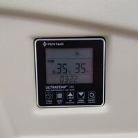 Ultratemp-HX 12 kW de Pentair