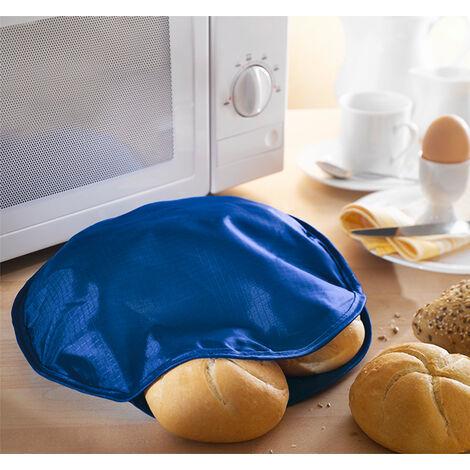Mikrowellen Aufwärmkissen Brötchen Croissants Aufbacken Aufwärmen Bäckerei